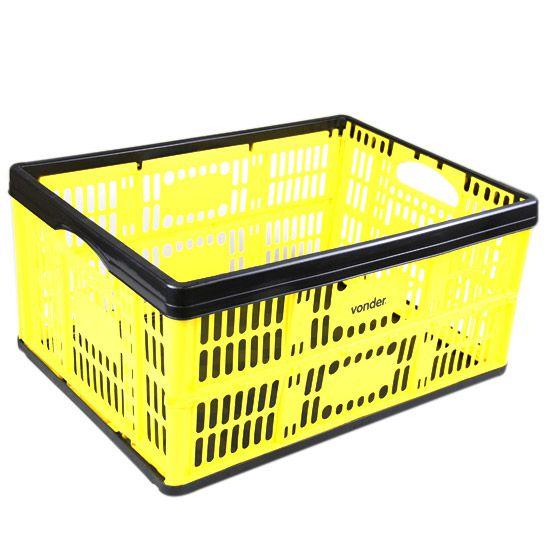 Caixa Plástica Desmontável Multiuso 6105475000 - Vonder