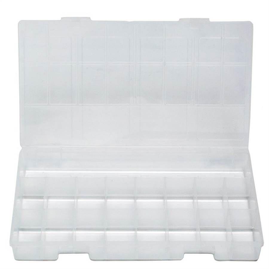 Caixa Plástica Organizadora c/ Divisórias Adaptáveis Mod. 121 - SÂO BERNARDO
