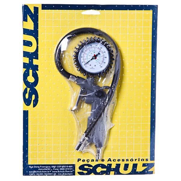 Calibrador De Pressão Com Manômetro SA TI-21 - SCHULZ
