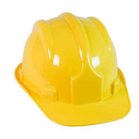 Capacete De Seguranca Amarelo 8 Garras - KCC