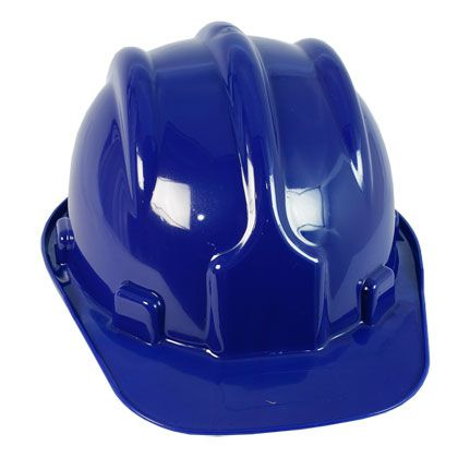 Capacete De Seguranca Azul 8 Garras - KCC