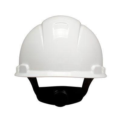 Capacete De Segurança Branco Com Catraca Sem Ventilação H700 - 3M