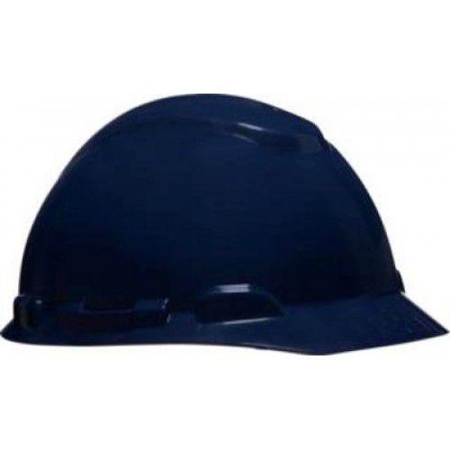 Capacete De Segurança Simples Azul H700 - 3M