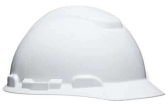 Capacete De Segurança Simples Branco H700 - 3M