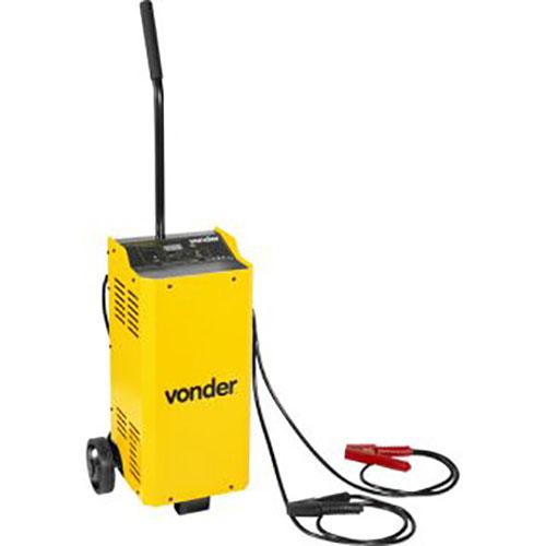 Carregador de Bateria 12/24V C/ Aux. Part. CIB800 110/220V - Vonder