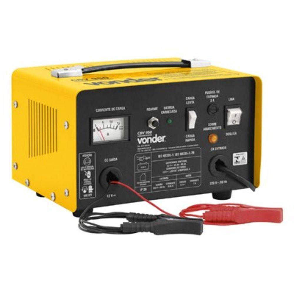 Carregador De Bateria 12V CBV 1600 220V- VONDER