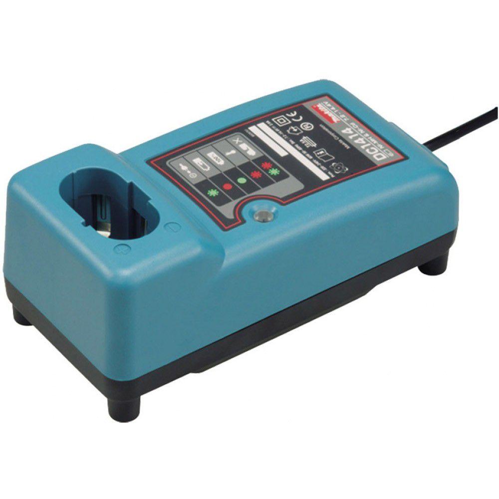 Carregador de Bateria 14,4V 220V DC1414 - Makita