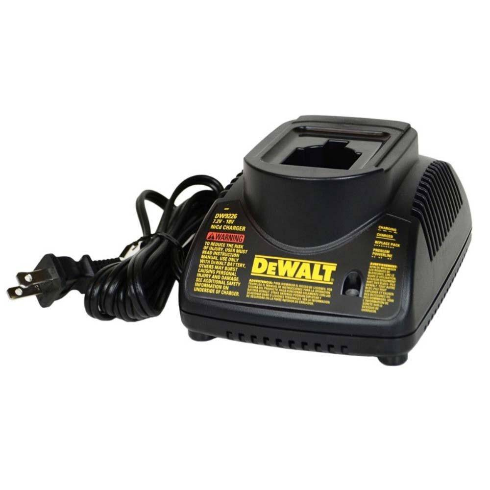 Carregador De Bateria 7,2V A 18V 220V  DW9226 - DEWALT