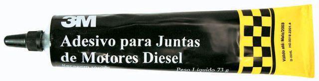 Cola Adesiva Junta Para Motor H0001652850 73g - 3M