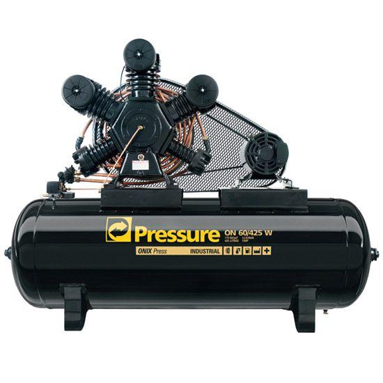 Compressor de Pistão Ônix IP56 425L Trif ONIX60/425 - Pressure
