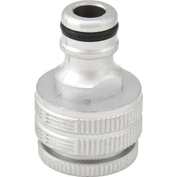 Conector de Alumínio Femea P/ Engate Rápido 1/2