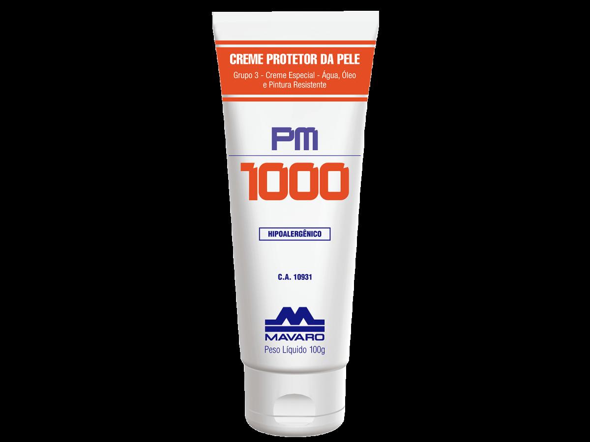 Creme De Proteção P/ Maos PM1000 120g - MAVARO