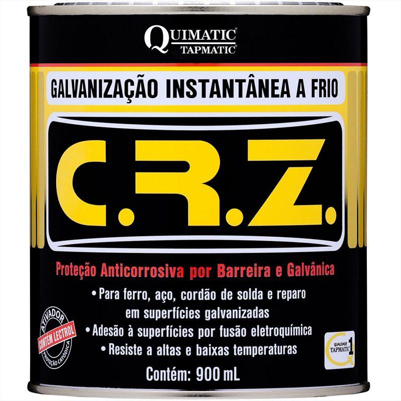 CRZ Composto de Galvanização a Frio 900ml DB2 – Tapmatic