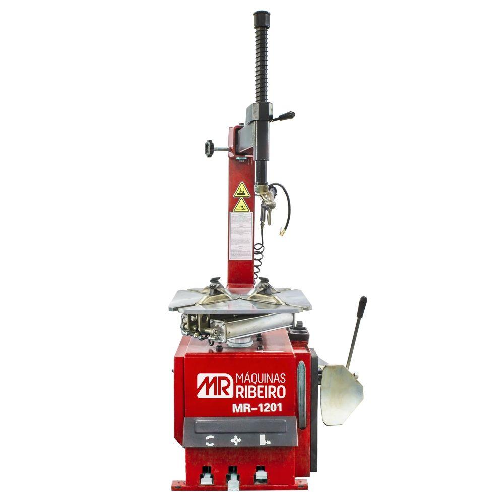 Desmontadora e Montadora de Pneus MR1201 Vermelho - Ribeiro