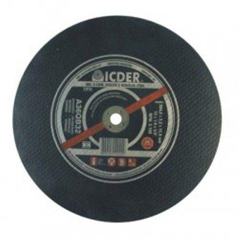 Disco De Corte A36QB32 12 X 1/8
