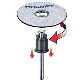 Disco de Corte Diamantado 1.1/2'' EZ545 - DREMEL