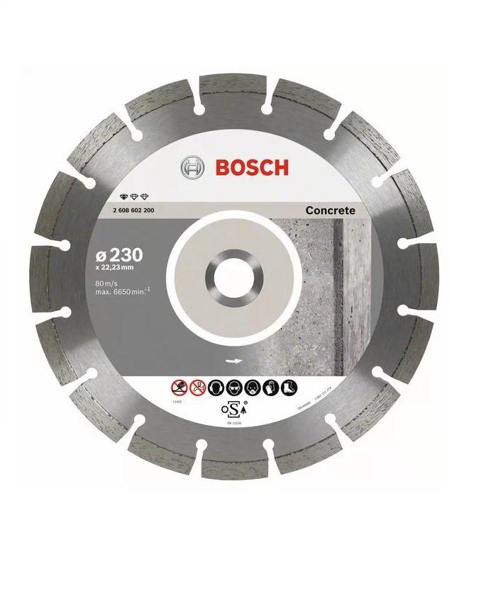 Disco de Corte Diamantado P/ Concreto 9' 230mm- Bosch