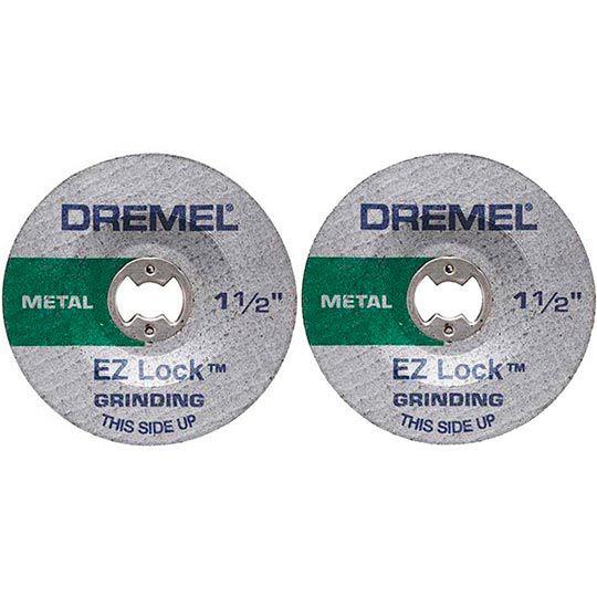 Disco de Corte e Desbaste 1.1/2'' EZ541 c/ 2 Unidades - DREMEL