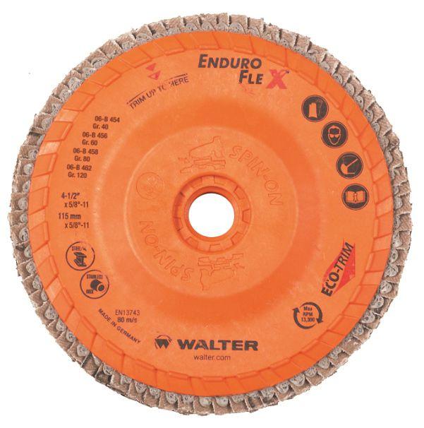 Disco De Lixa Enduro Flex GR60 15R706 - Walter