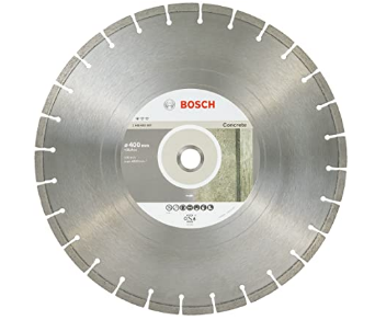 DISCO DIAMANTADO 400MM X 25,4MM SEG (CONCRETO) BOSCH