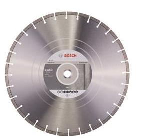 DISCO DIAMANTADO 450MM X 25,4MM SEG (CONCRETO) BOSCH 2608602546