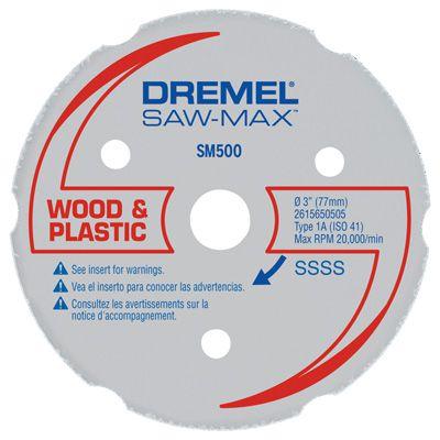 Disco Multiuso Para Corte SM500 - DREMEL