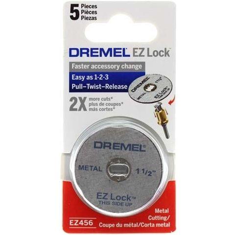 Disco Para Cortar Metal 1 1/2'' EZ456 - DREMEL