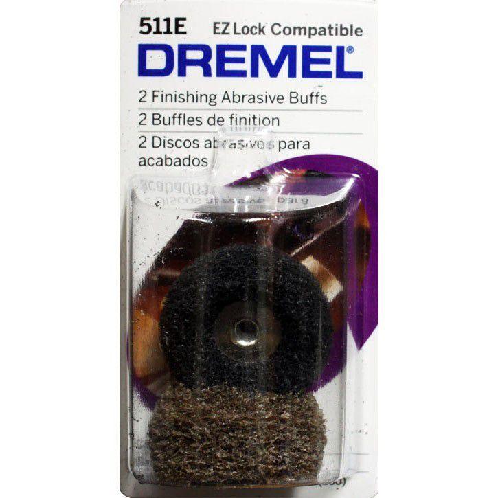 Disco para polimento 3/8'' EZ511 - DREMEL