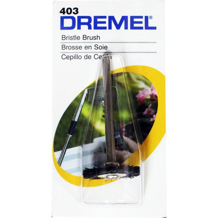 Escova Circular 3/4'' 403 - DREMEL