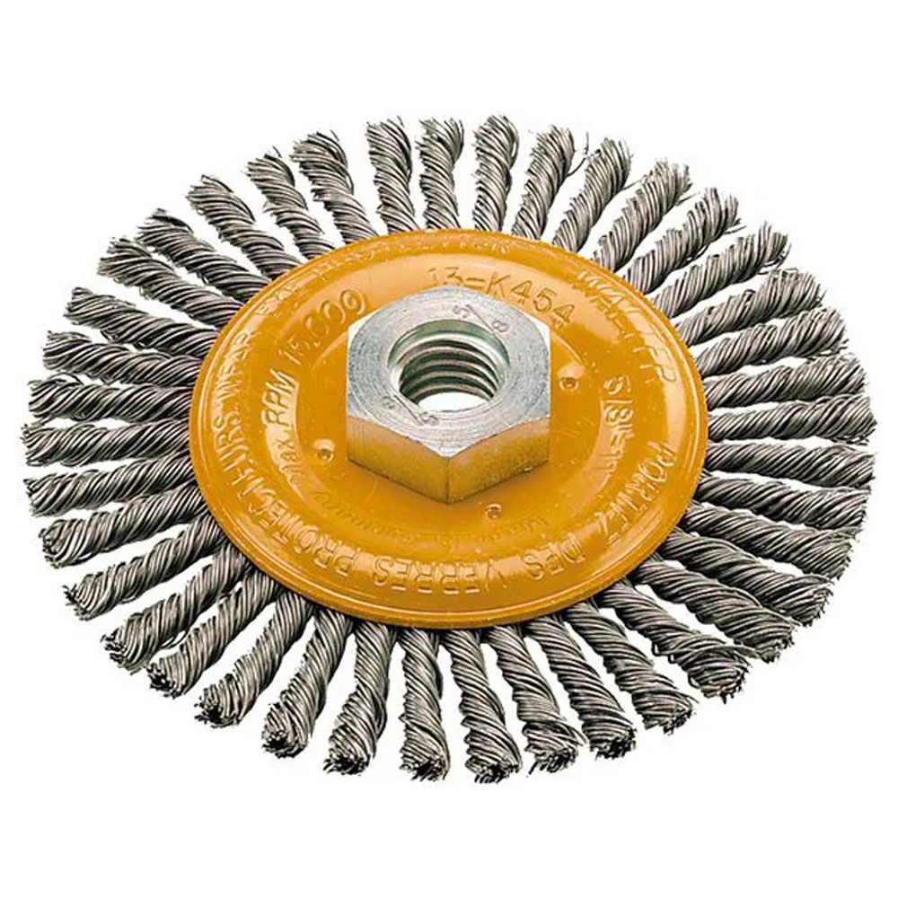 Escova Circular Trancada 6