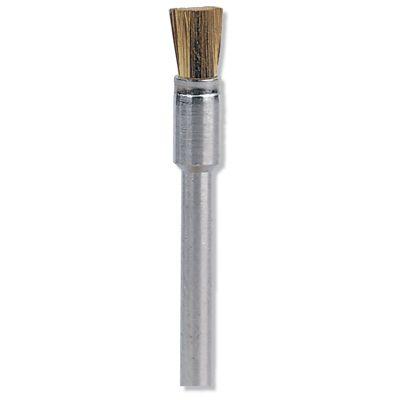 Escova de Latão tipo Pincel 1/8'' 537 - DREMEL