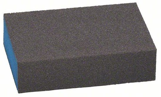 Esponja Abrasiva Grão Fino 69x97x26mm - Bosch