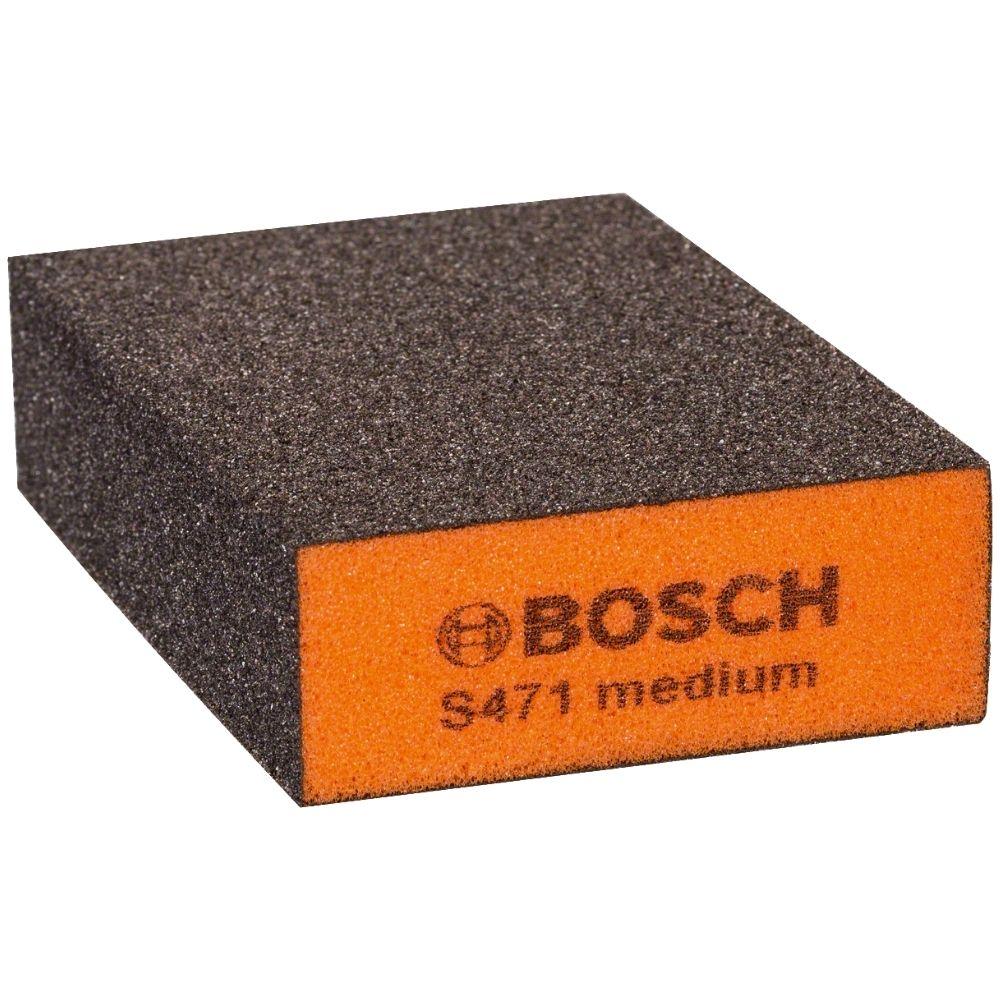 Espuma Abrasiva Bosch Best for Flat Edge 69x26x97mm Medium