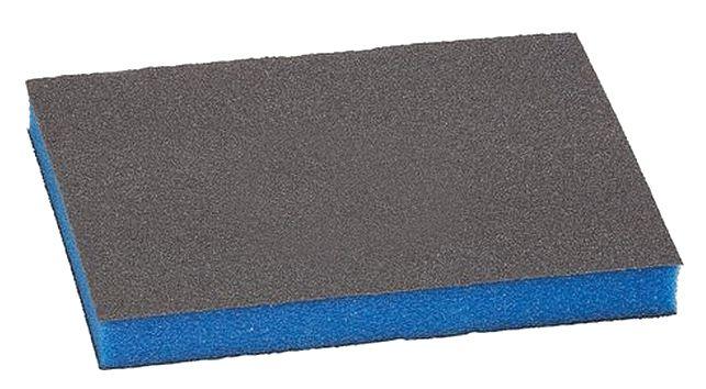 Esponja Abrasiva Média/Fina 120x98x13mm - Bosch