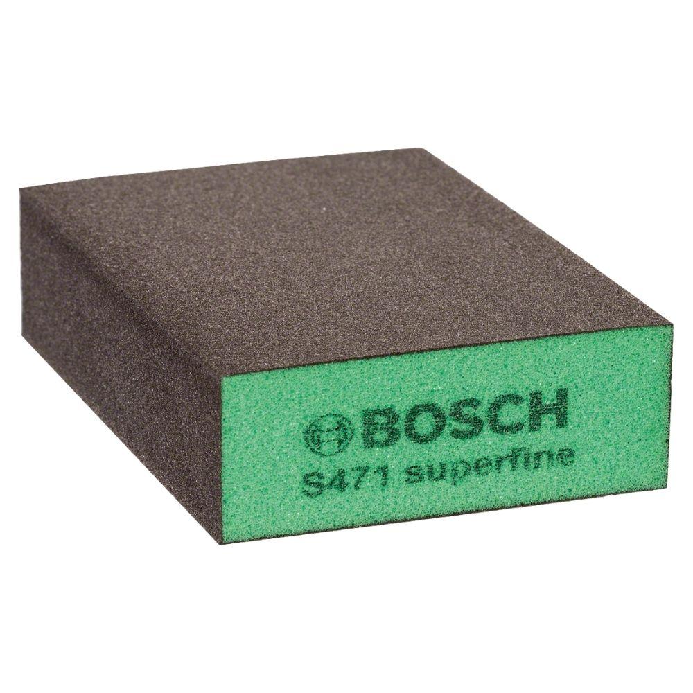 Espuma Abrasiva Bosch Best for Flat Edge 69x26x97mm Sfine