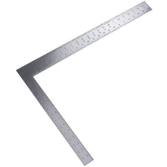 Esquadro Em Aço Para Carpinteiro 24x16