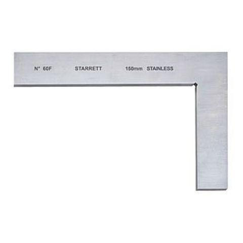 Esquadro Inox de Precisão Plano 150x100mm 60F-150 - STARRETT