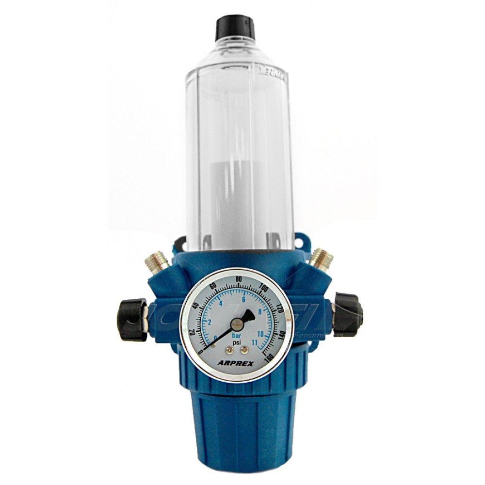 Filtro de Ar Regulador de Pressão c/ 2 saídas - ARPREX