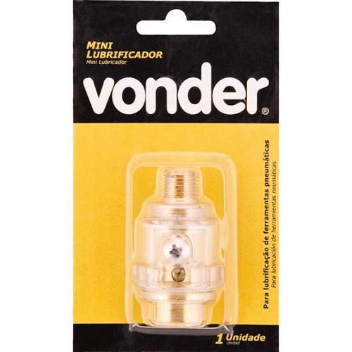 Filtro Lubrificador 1/4 Mini - Vonder