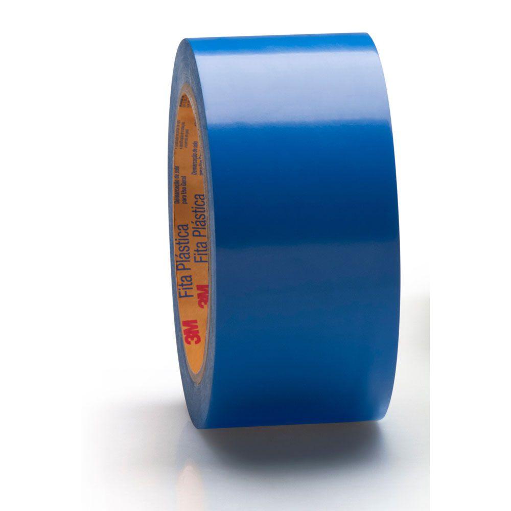 Fita Adesiva Azul 469 50mm x 30mt - 3M