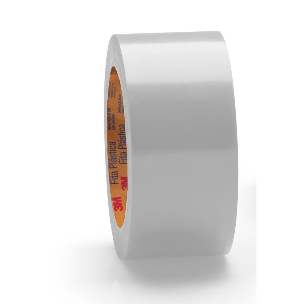 Fita Adesiva Branca 469 50mm x 30mt - 3M