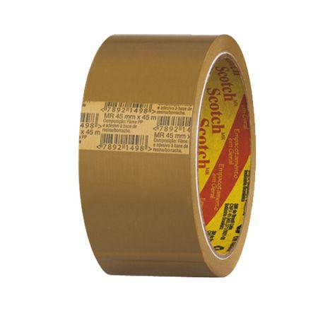 Fita Adesiva Marrom 45mm x 45 m HB004234694 - 3M