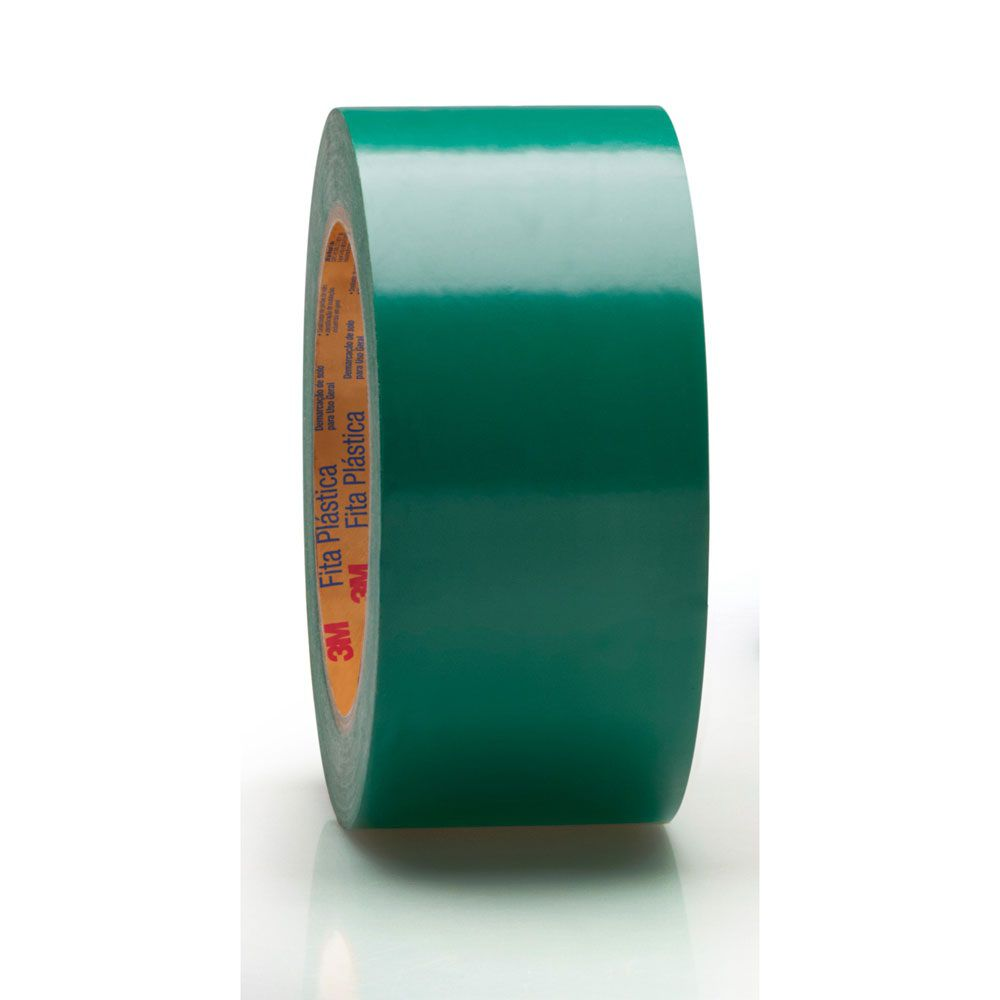 Fita Adesiva Verde 469 50mm x 30m - 3M