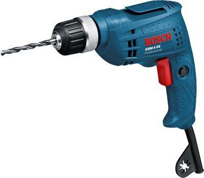 Furadeira Industrial 350W GBM 6 RE 1472 220V - BOSCH