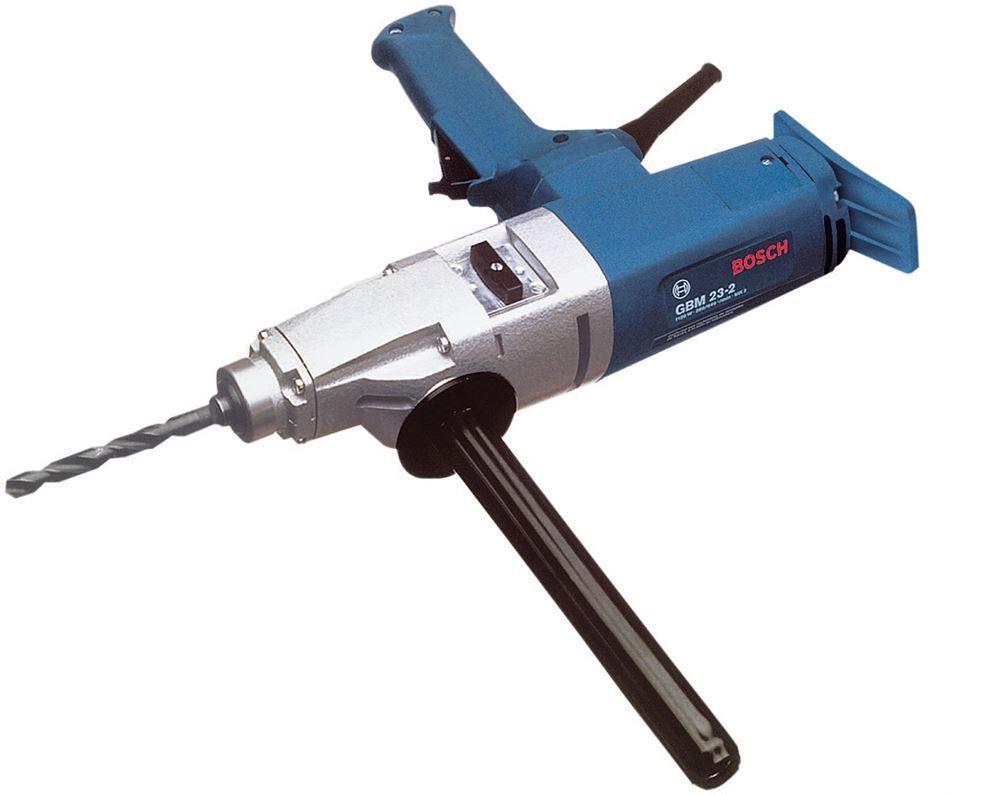 "Furadeira Industrial 5/8"" 1150W GBM 23 2 - 220V - BOSCH"