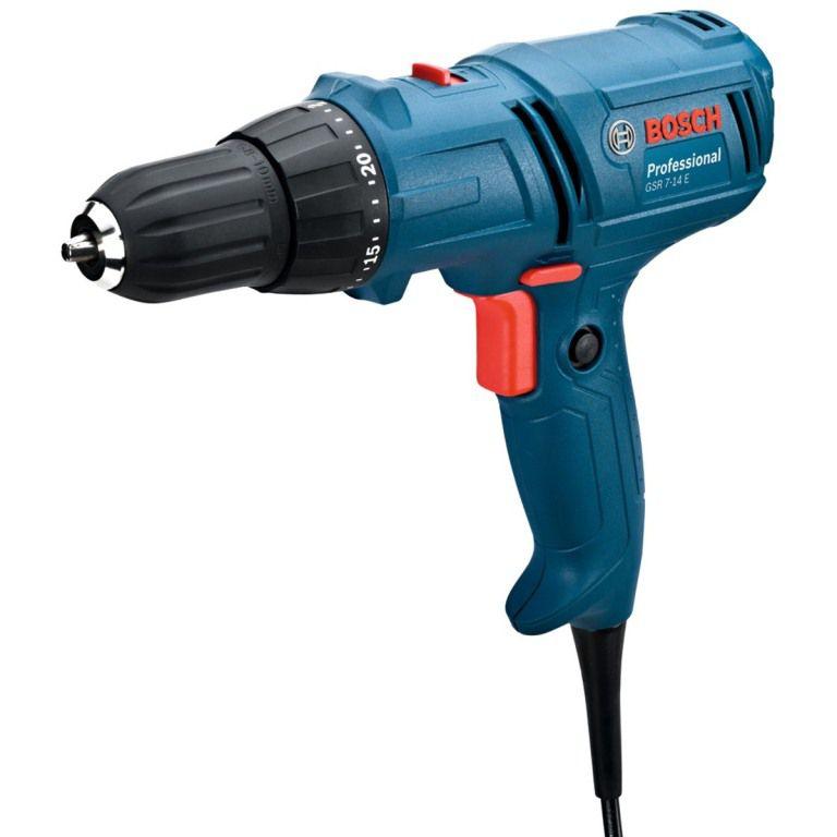 Furadeira / Parafusadeira Elétrica 400W GSR 7 14 E 1447 220V - BOSCH