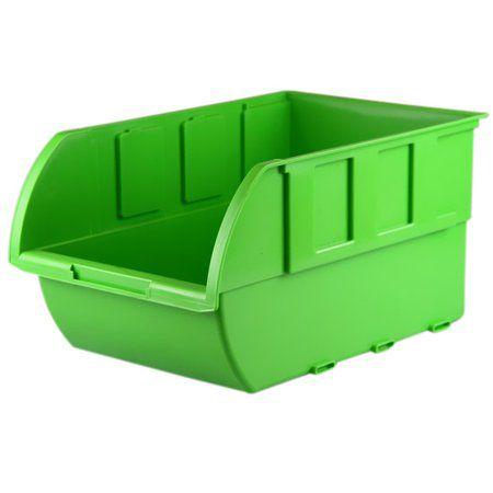 Gaveta Plastica N° 7 Verde 7L - Marcon