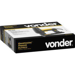 Grampeador / Pinador Elétrico 8 a 16mm GPE 816 110V - VONDER