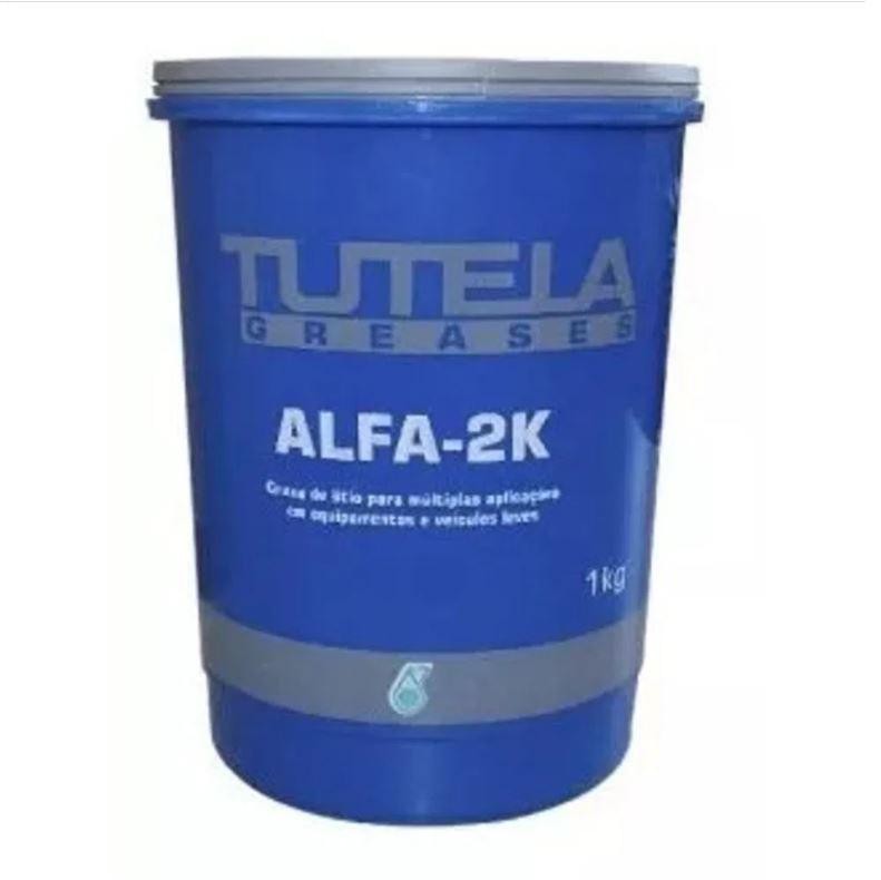 Graxa Autolith 2 1Kg - Lubrax