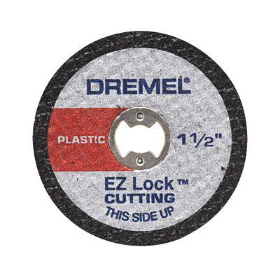Kit Disco de Corte Para Plástico EZ476 C/ 5 Peças - DREMEL